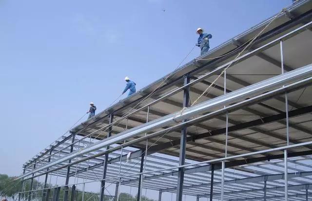 钢结构施工14