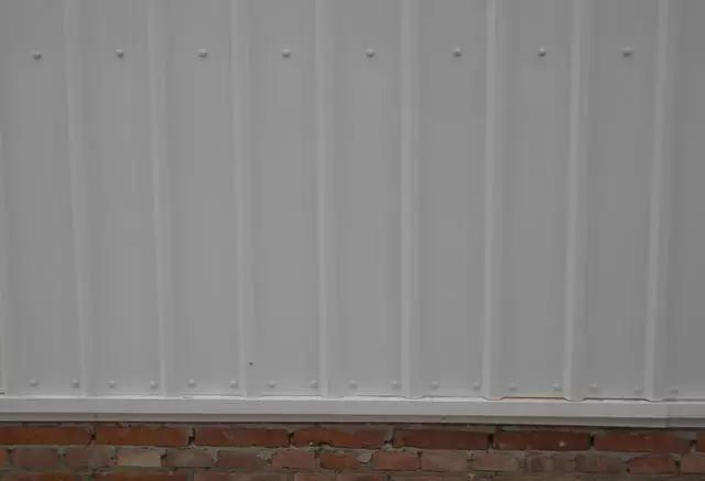 墙面板安装