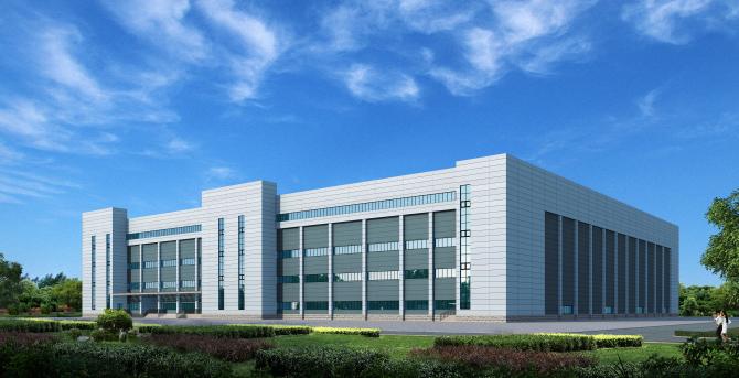 齐鲁安替制药制剂园建设项目(一期)外墙保温装饰一体板工程