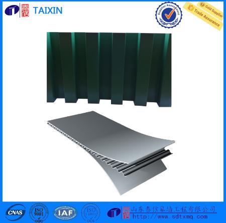 瓦楞铝板解决方案