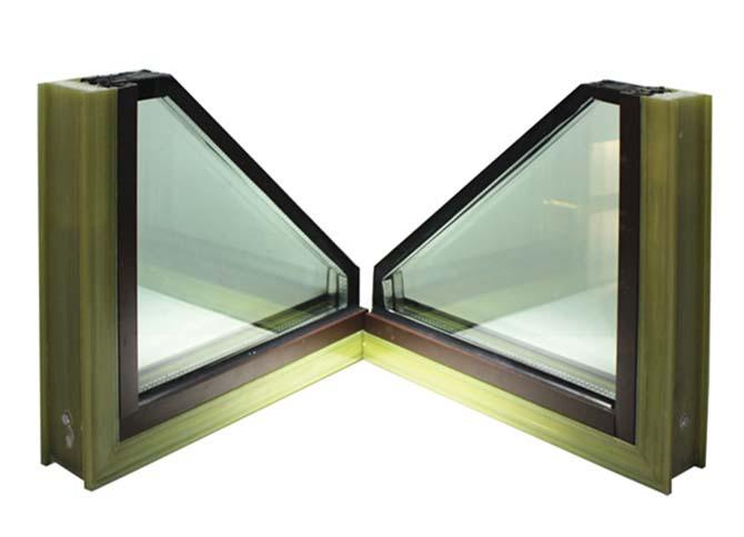 铁斯曼玻纤增强聚氨酯超低能耗隔音隔热节能门窗家装厂家定制